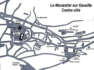 Téléphone   GROUPE VETERINAIRE DU MONASTIER LE MONASTIER-SUR-GAZEILLE 43150