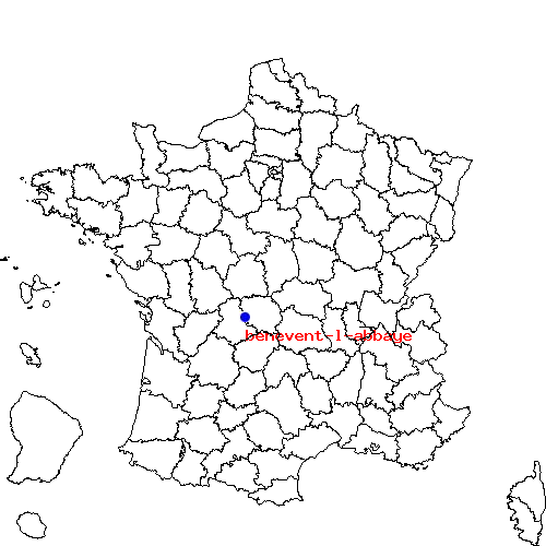 Téléphone   CABINET VETERINAIRE BÉNÉVENT-L'ABBAYE 23210