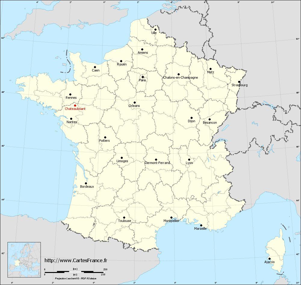 Téléphone   CLINIQUE VETERINAIRE DE LA FONTAINE CHÂTEAUBRIANT 44110