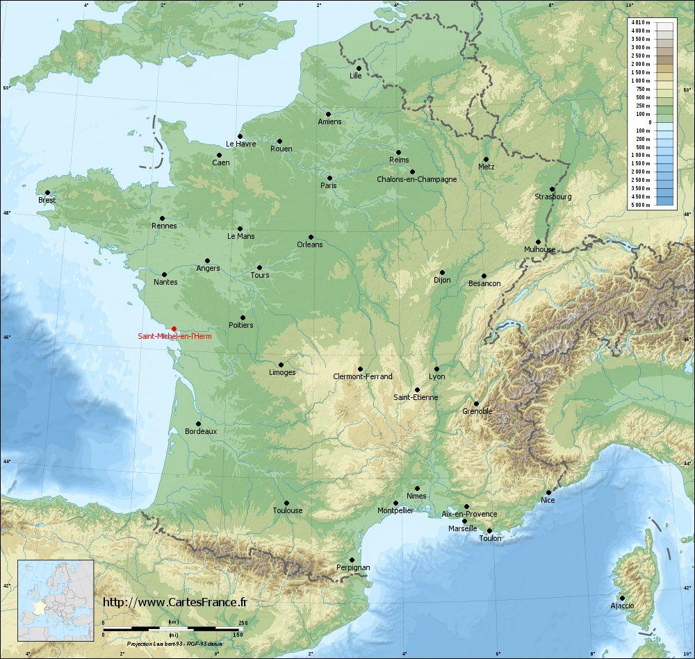 Téléphone CABINET VETERINAIRE SAINT-MICHEL-EN-L'HERM 85580