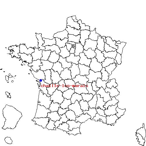Téléphone CABINET VETERINAIRE DU MARAIS CHAILLÉ-LES-MARAIS 85450