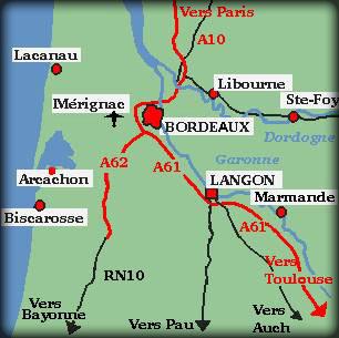 Téléphone   CLINIQUE VETERINAIRE DU VAL DE GARONNE LANGON 33210