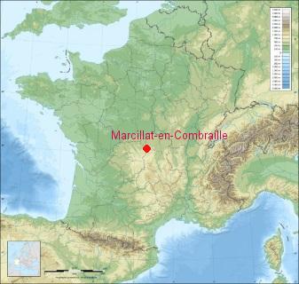 Téléphone   CLINIQUE VETERINAIRE MARCILLAT-EN-COMBRAILLE 03420