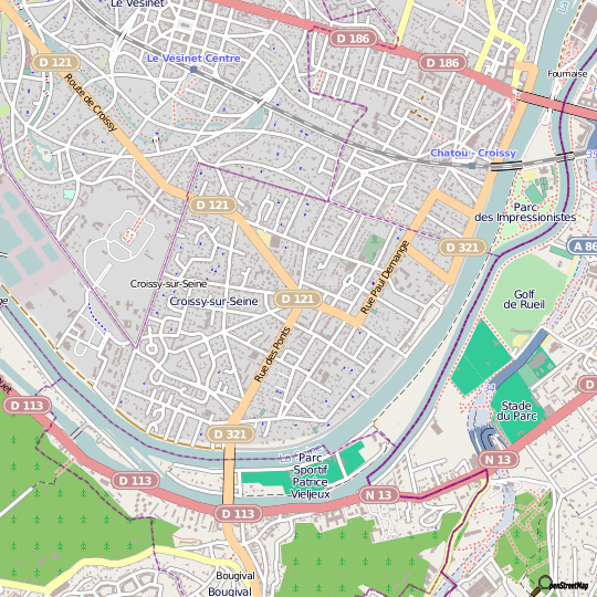 Téléphone CABINET VETERINAIRE DE L'ARCHE CROISSY-SUR-SEINE 78290