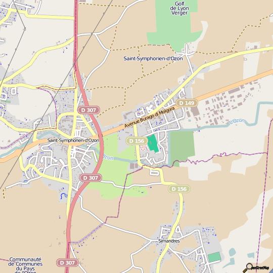 Téléphone   CABINET VETERINAIRE SAINT-SYMPHORIEN-D'OZON 69360