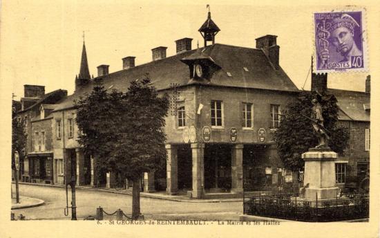 Téléphone   CLINIQUE VETERINAIRE SAINT-GEORGES-DE-REINTEMBAULT 35420